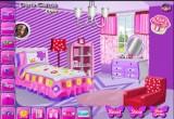 لعبة تنظيف غرفة النوم الحديثة