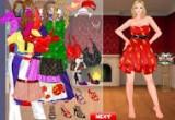لعبة أزياء عيد الحب الجديدة واجمل الموديلات