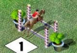 العاب الحصان وتخطي الحواجز