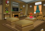 لعبة ترتيب غرفة الضيافة الجديدة