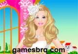 لعبة تلبيس باربى العروسة 2014