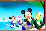 لعبة تلوين ميكى ماوس للاطفال 2014