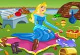 لعبة ساندريلا في حديقة الحيوانات