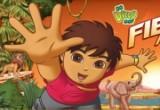 لعبة مغامرات ديبغو والحيوانات