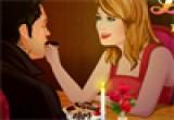 لعبة سهرة رومانسية بين الزوجين