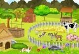 لعبة ترتيب وتنظيف المزرعة السعيدة