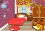 لعبة ترتيب غرفة الأميرات