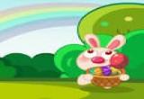 لعبة ارنب يجمع البيض