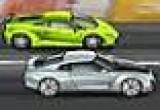 لعبة سباق السيارات 2 player