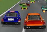 لعبة فلاش برق سيارات