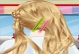 لعبة باربي مكياج تسريحة شعر اجنبية