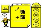 لعبة رياضيات جمع وطرح