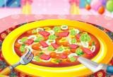 لعبة طبخ البيتزا 2014