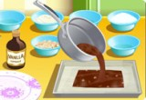 لعبة اعداد كريمة الشوكولاتة