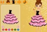 لعبة تلبيس الطفلة راقصة الباليه