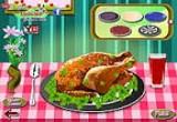العاب طبخ الدجاج والارز الشهي