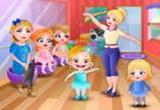 لعبة بيبي هازل رقصة البالية