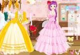 العاب تلبيس أميرة ديزني للزفاف