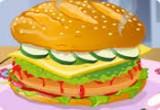لعبة طبخ برجر ماكدونالدز