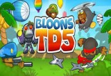 لعبة برج دفاع ضد البالونات