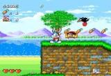 لعبة مغامرات الأرنب باغز باني مع الجزرة