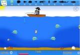 لعبة صيد السمك بالسنارة للكبار