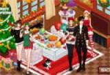 لعبة ترتيب غرفة حفلة رأس السنة