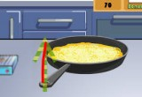 العاب طبخ البيض المقلي