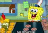 لعبة سبونج بوب طبخ في مقرمشات سلطع