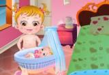 لعبة الاهتمام بالطفل الصغير مع بيبي هازل