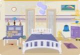 لعبة ترتيب وتنظيف غرفة النوم