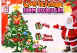 لعبة تزيين شجرة بابا نويل