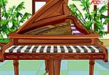العاب فلاش برق لعبة العزف على البيانو