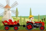 العاب فلاش برق لعبة سيارة الحقل