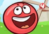 لعبة الكرة الحمراء 4 فلاش برق