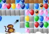 لعبة دفاع البالونات مجانا