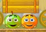 العاب فلاش برق العاب ذكاء لعبة حماية البرتقالة الجزء الثالث