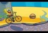 لعبة دراجة سبونج بوب الهوائية الجديدة جدا