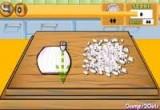 لعبة طبخ تقطيع البصل