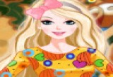 العاب تلبيس أزياء باربي في العيد