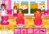 لعبة صالون الجمال 3 فلاش برق