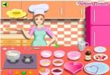 العاب فلاش برق العاب طبخ لعبة مطعم مثلجات بابا