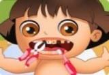 لعبة عمليات جراحية للاسنان المسوسة