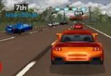 لعبة سباق سيارات حريقة