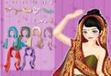 العاب تلبيس بنات هندية