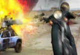 لعبة قتال مجانين المركبات