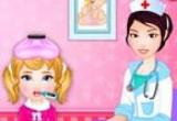 العاب علاج المرضي في المستشفي