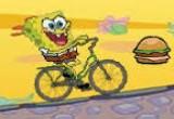 لعبة دراجة سبونج بوب الهوائية