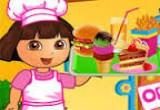 العاب طبخ دورا 2015