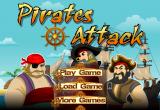 لعبة هجوم للقراصنة